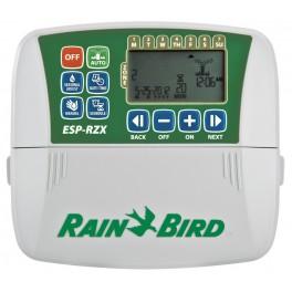 Programador Rain Bird ESP RZX interior 6 estações